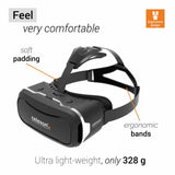 celexon 3D VR Headset Professional VRG-2 Virtual Reality Glasses