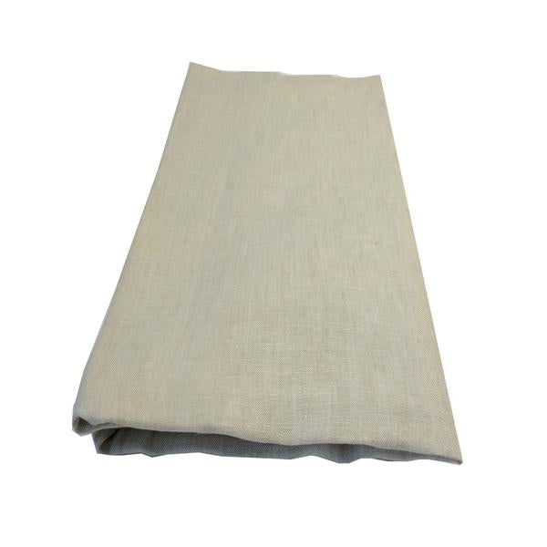 Chambray Fitted Sheet - Bare