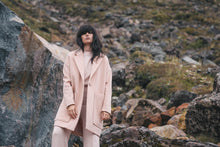 Archive - Newby Coat, AW17, dusty pink size M