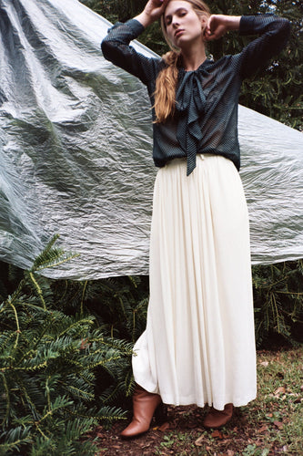 Willow skirt, milk