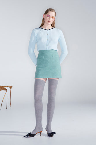 Cellini skirt, mint
