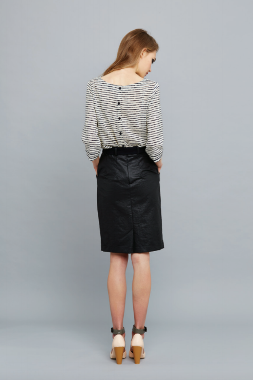 Archive - Charles Skirt, AW15, black