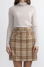 Cellini skirt, check