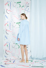 Archive- Madora dress, powder blue