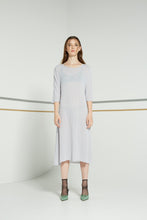 Martin dress, ice blue