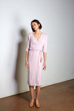 Cleon dress, lilac blush