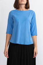 Mio top, lapis blue
