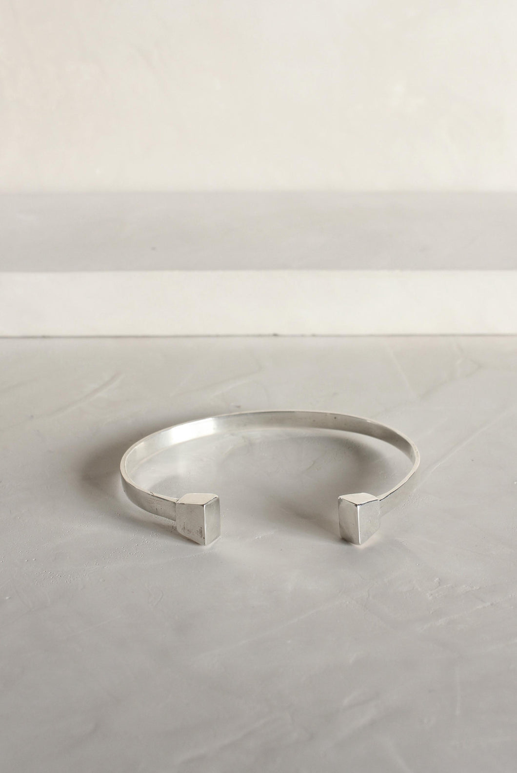Series 4, bangle 1, sterling silver