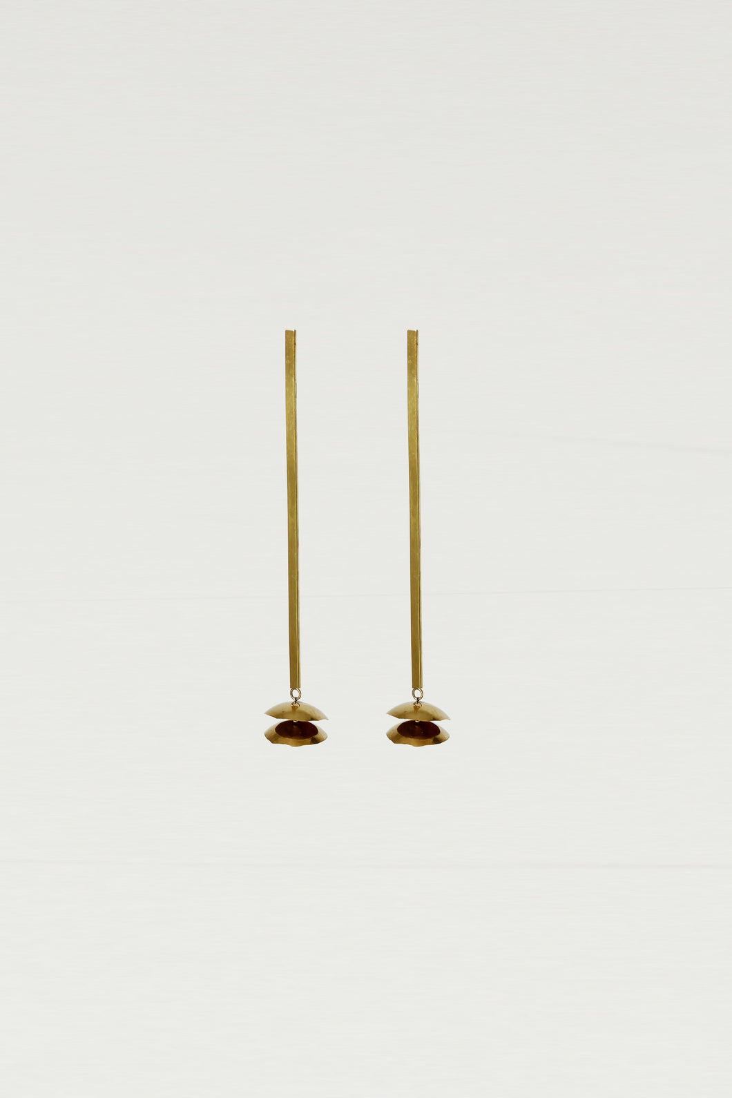 Series 6, earring 7, gold - PRE-ORDER