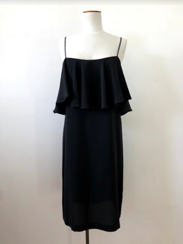 Sample- Pamona dress, black