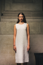 Archive- Pamir shift dress, wolly knit, AW17