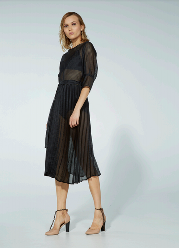 Archive - Iniko Dress, SS18, black