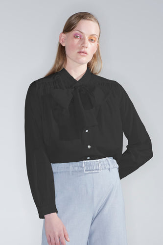 Valentine shirt, black