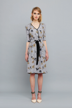 Archive - Valerie Dress, AW15, ash flora