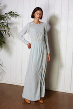 Athens dress, seafoam