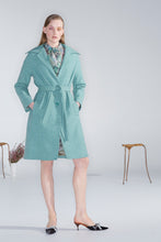 Cellini coat, mint - PRE-ORDER