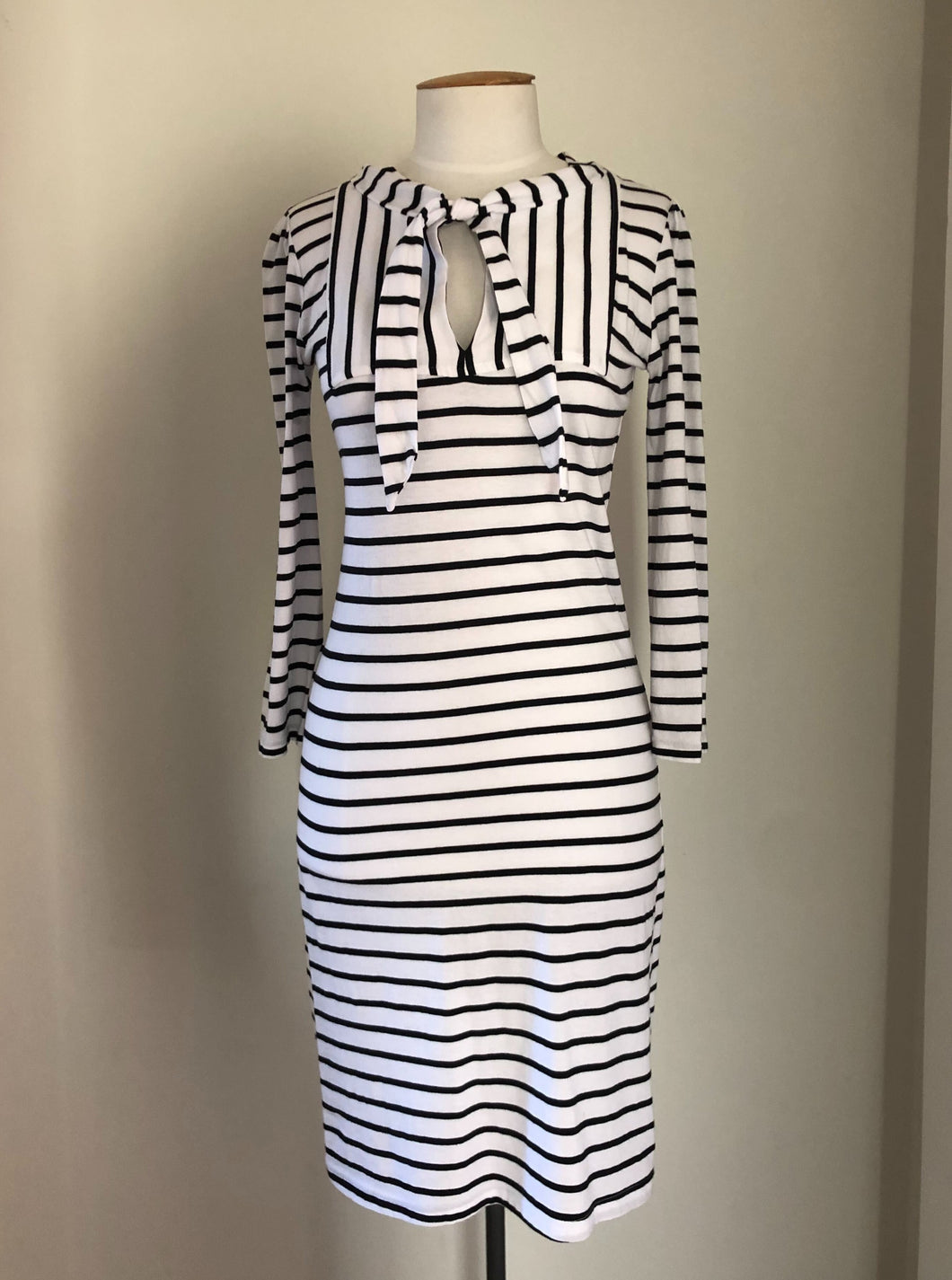 Archive - Claude Dress, stripe, size 8