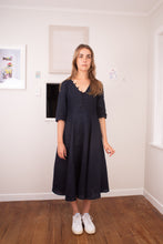 Lobella Linen Dress, ink