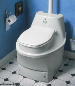 Biolet Automated mixing toilet