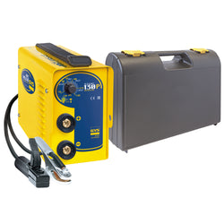 Hλεκτροκόλληση Inverter Gysmi 130P, 130A, made in France - mytoolstore.gr