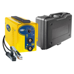 Hλεκτροκόλληση Inverter Gysmi 200P, 200A, made in France - mytoolstore.gr