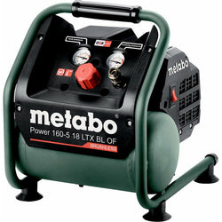 Metabo Power 160-5 18 LTX BL OF Αεροσυμπιεστής Μπαταρίας 6.01521.85