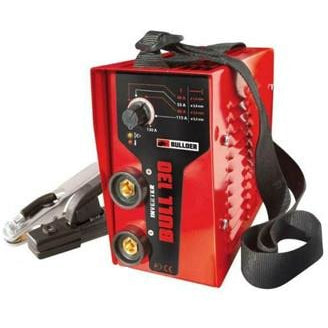 Hλεκτροκόλληση Inverter Bull 130, 130A, made in France - mytoolstore.gr