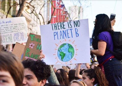 Global Climate Strike on www.friendsoftheearth.uk