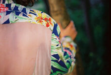 Magic Flower Bomber Jacket