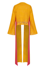 No Mask Yellow Caftan
