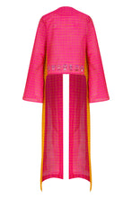 No Mask Pink Caftan