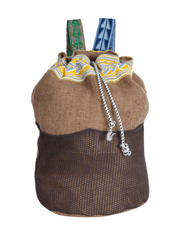 Maram Y Recycled Cylinder Bag