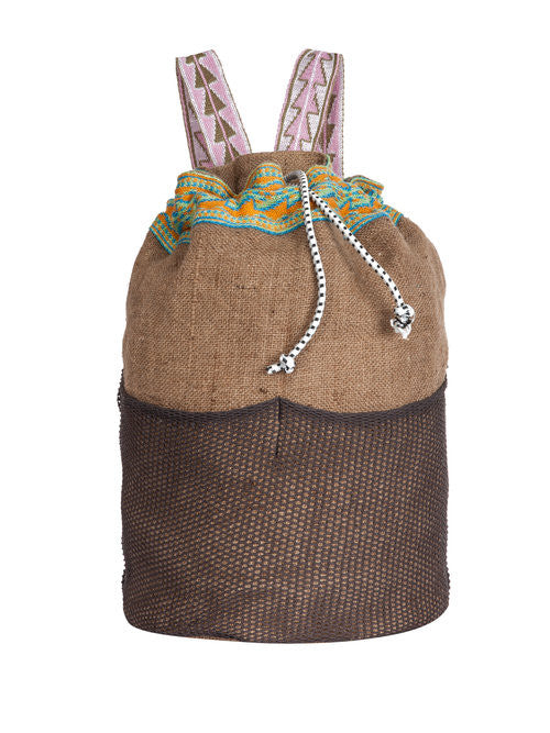 Maram OP Recycled Cylinder Bag