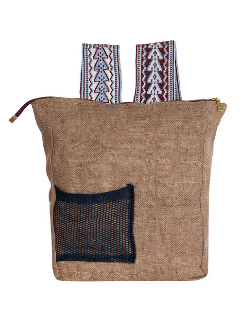 Maram BM Recycled Square Bag