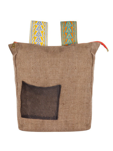 Maram YG Recycled Square Bag