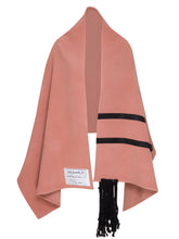 Salmon Flying Carpet Cape