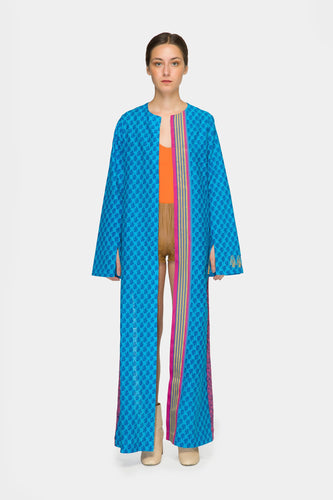 Magic Violet Caftan