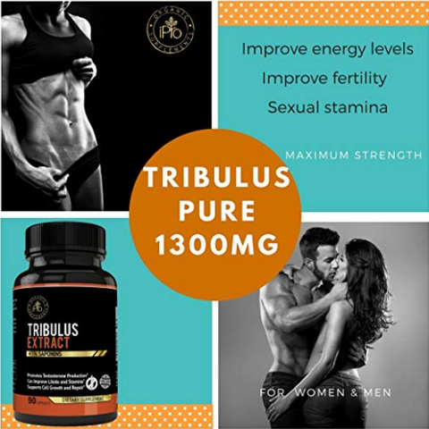 Tribulus Terrestris Pure 1300mg