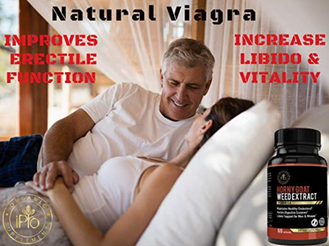 Horny Goat Weed Extract Formula