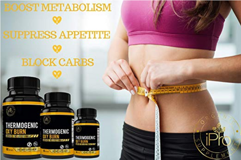 Image of THERMOGENIC OXY BURN - Fat Burner Weight Loss Pills