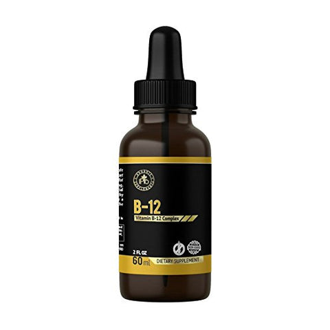 Vitamin B12 Complex, Liquid Drops