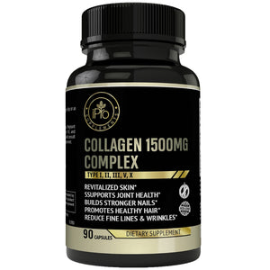 Collagen pills