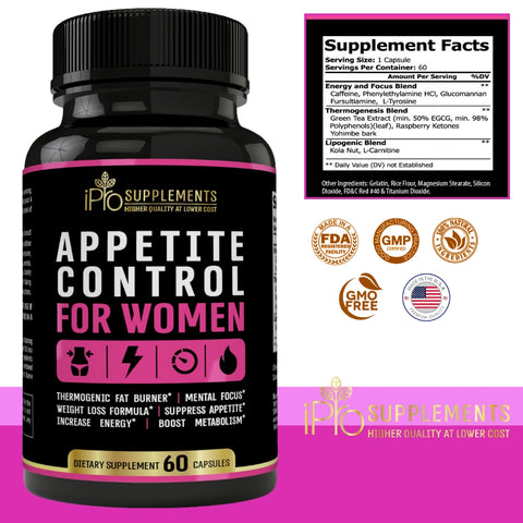 Image of Appetite Control for Women