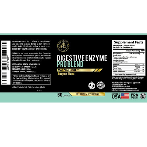 Image of Digestive Enzyme supplements