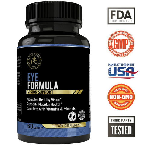 Eye Formula for Eye Health