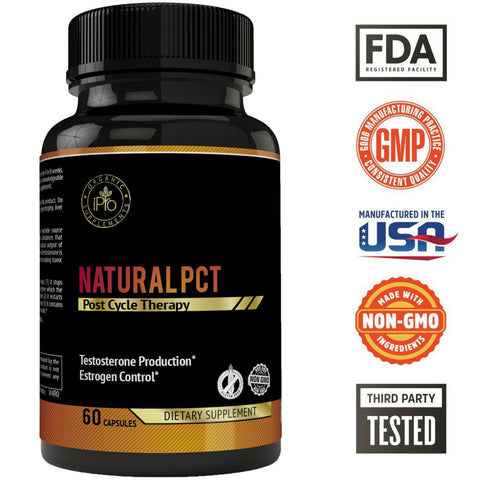 PCT EXTREME*** Natural-  Post Cycle Therapy