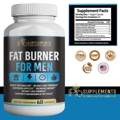 Image of Fat Burner for Men