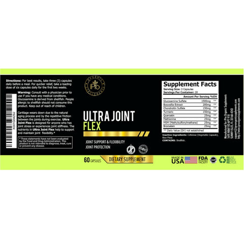iPro ULTRA JOINT FLEX