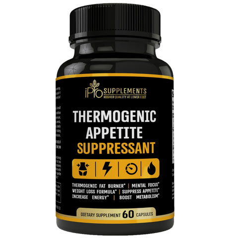 Thermogenic appetite suppressant