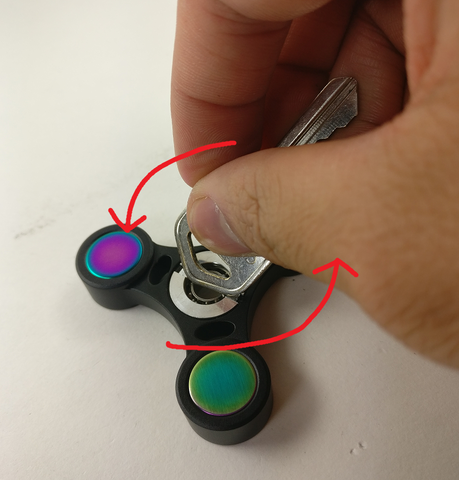 How to Take Apart A Fid Spinner – Fid LA